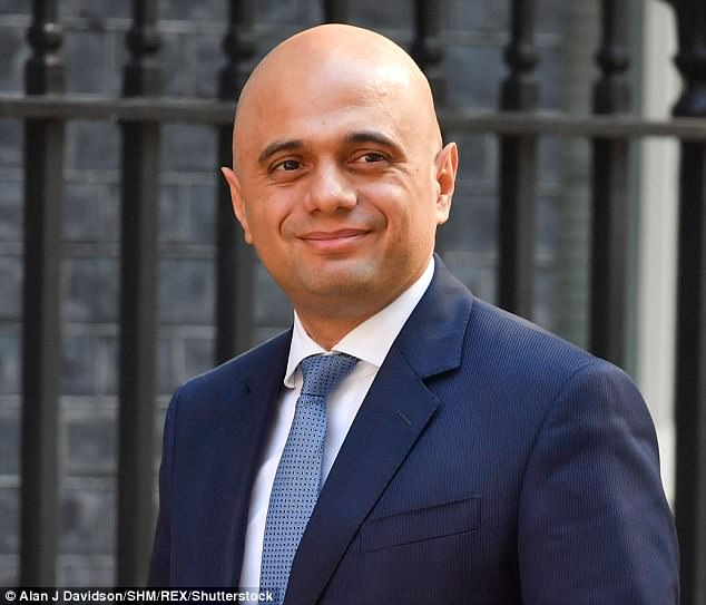 Javid is accused of being 'the opposite of helpful' by a Tory councillor, who said he jumped in and out with little applicable knowledge urging people to buy properties off Rightmove