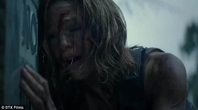Final goodbye: North days goodbye before she begins her revenge