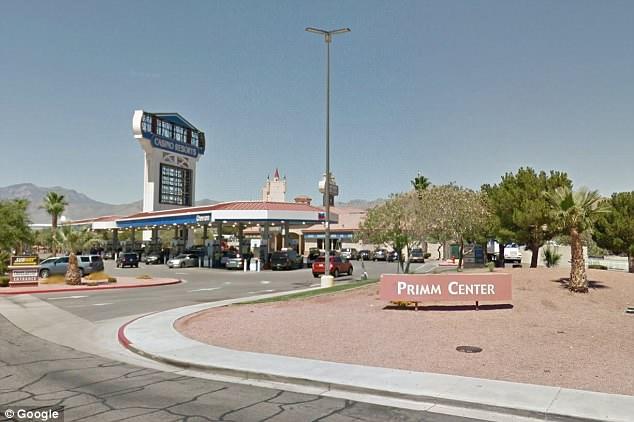 The Primadonna Resort and Casino in Primm, Nevada, where Iverson was killed