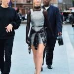 Rosie Huntington Whiteley's Style In New York City