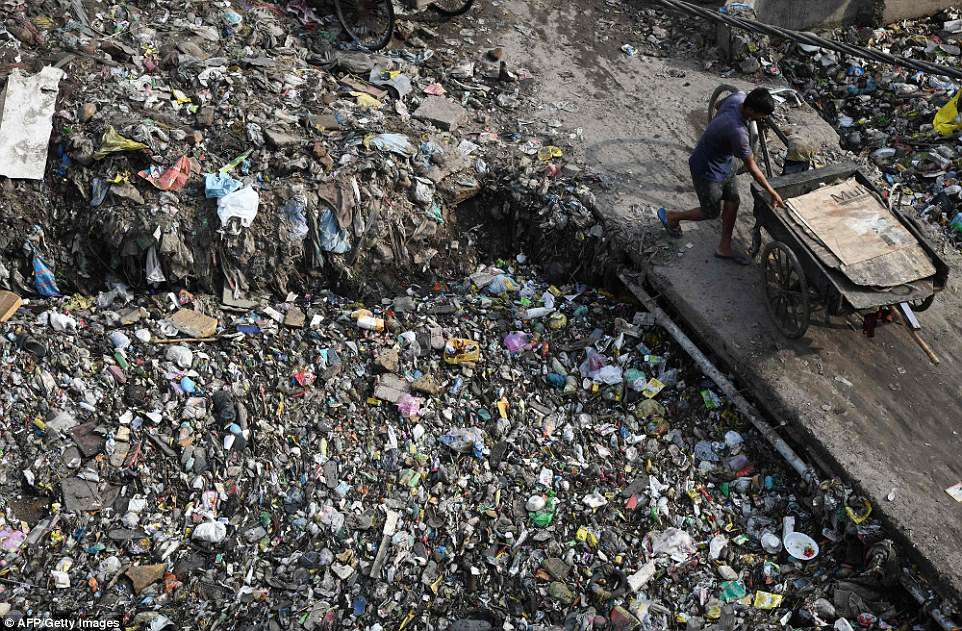 The city banned plastic bags in 2009 and later expanded it to all plastic packaging and single-use disposable plastic
