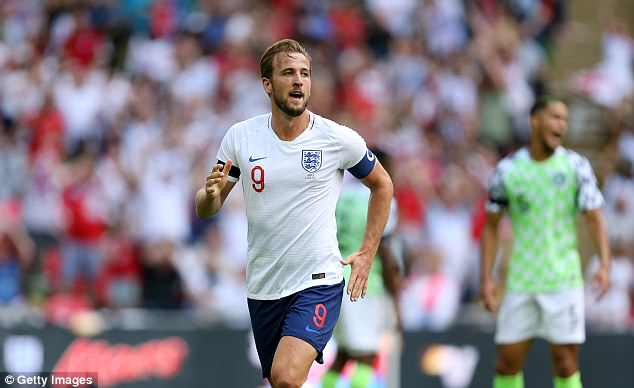 On Monday FIFA listed England captain Harry Kane as one of the heaviest players at World Cup