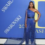 Issa Rae dons provocative belt at the CFDA Fashion Awards