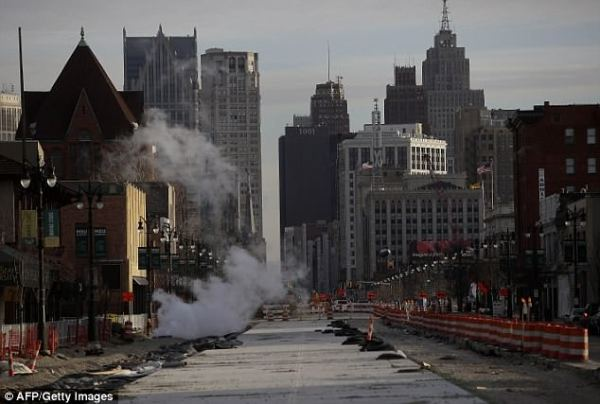 Worst cities in US to live in Detroit Flint and St