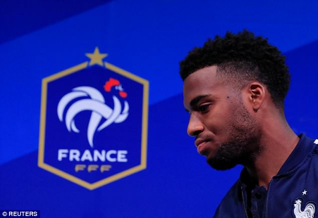 Lemar attracted the interests of Liverpool and Arsenal last year but stayed at Monaco