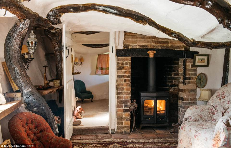11th Century Hovel Mentioned In Domesday Book For Sale For