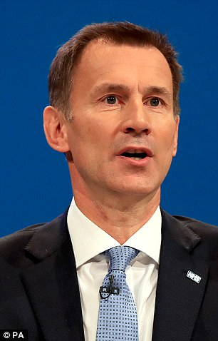 Health Secretary Jeremy Hunt said that those who make 'honest mistakes' while treating patients should not face prosecution