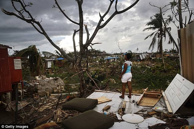 Hurricane Maria swept through Puerto Rico in September 2017, the island nation is still struggling to recover.