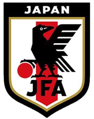 Japan continue to stick with three-legged Yatagarasu the eagle on their crest