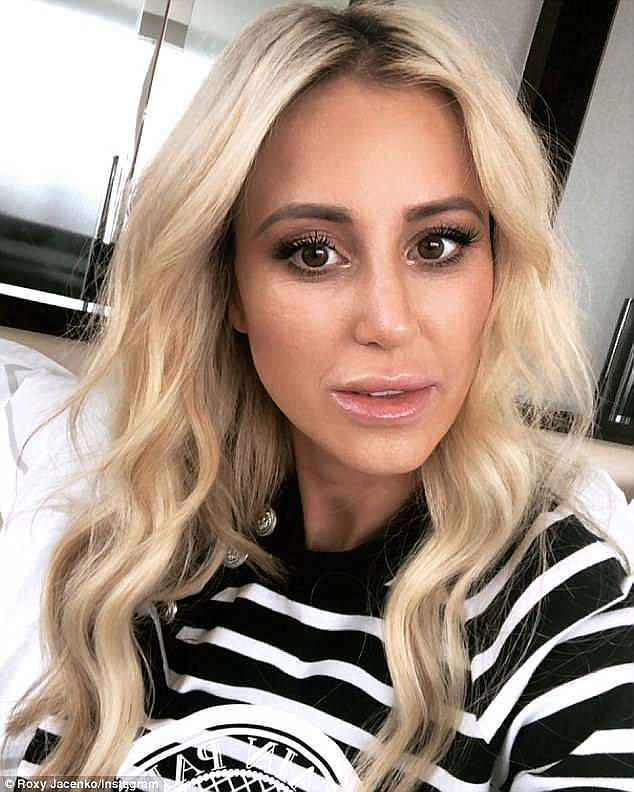 'F**k me, I'm in trouble!' Roxy Jacenko recalls the moment she confessed to her mother Doreen she had kissed ex Nabil Gazal while husband Oliver Curtis was behind bars