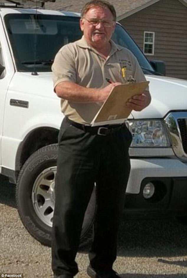 A photo of the shooter James Hodgkinson