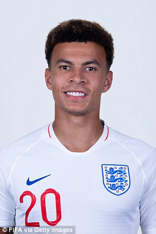 Dele Alli's got such wonderful ability and he strikes me as one of those players who has the temperament, character and talent to score a big goal in a big game