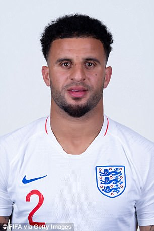 Kyle Walker is set to play at right centre back for England despite being a natural right back
