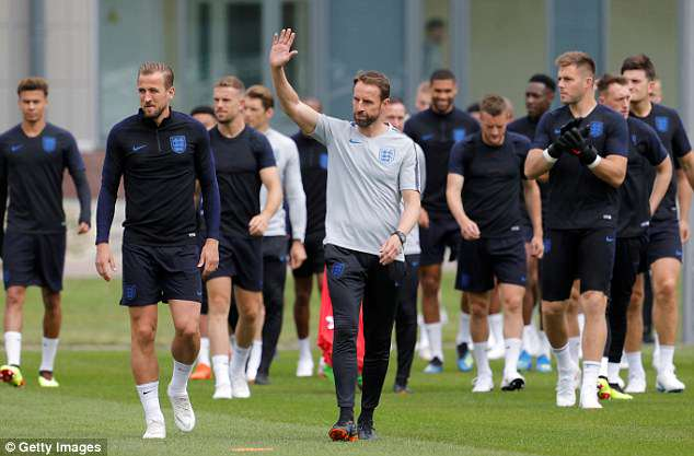 Mourinho believes Gareth Southgate's team have the experience to make up for youthfulness