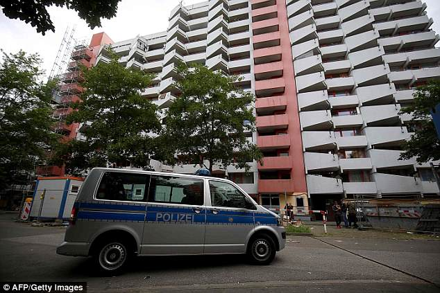 Prosecutors are still investigating how the suspect planned to use the toxin, but said he was working on an attack in Germany