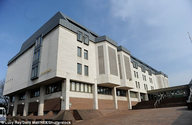 Maibvisira and his gang were sentenced at Maidstone Crown Court