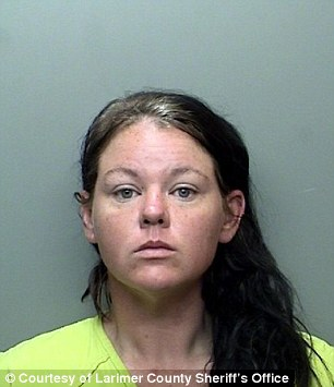 Ronni Kreikemeier, 29, has been charged with first-degree arson and criminal mischief for allegedly starting fires inside the restroom at Boomer Music Company in Colorado
