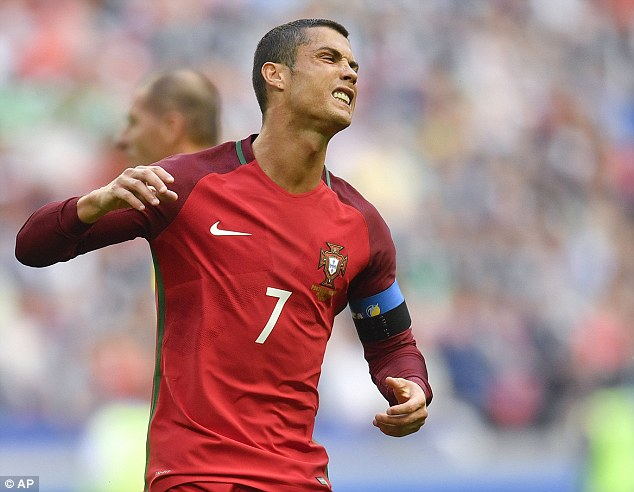 Cristiano Ronaldo struggles to perform at his highest level with Portugal, says Jose Mourinho