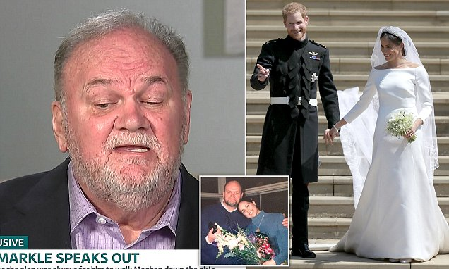 Thomas Markle Reveals Warning To Harry When He Asked To