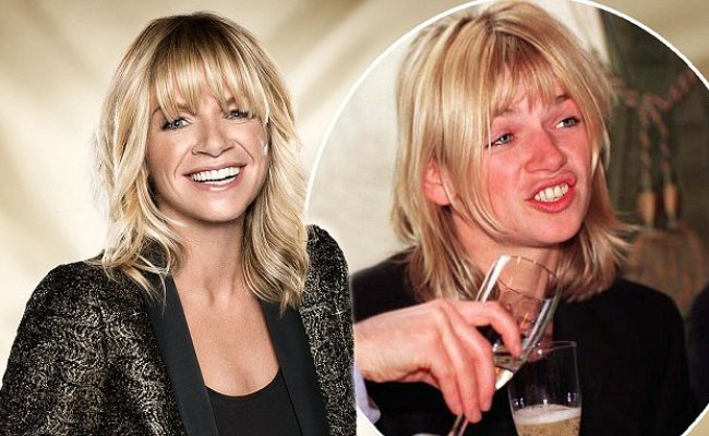 Zoe Ball Celebrates Two Years Of Sobriety In Heartfelt