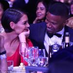 Katie Holmes and Jamie Foxx broke-up due to trust issues