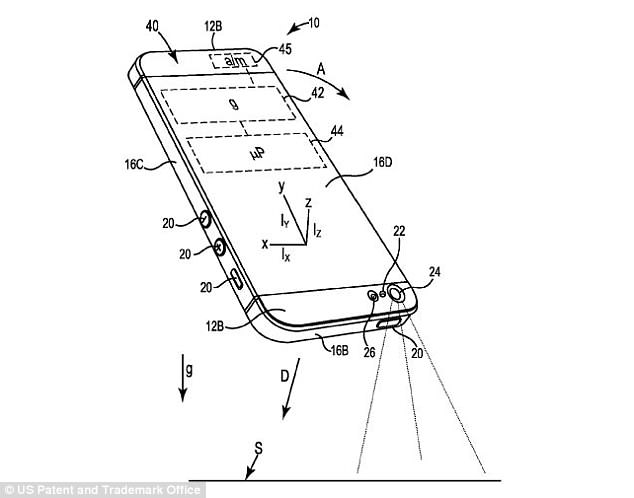 Apple's next iPhone could use 'smart shock absorbers' to