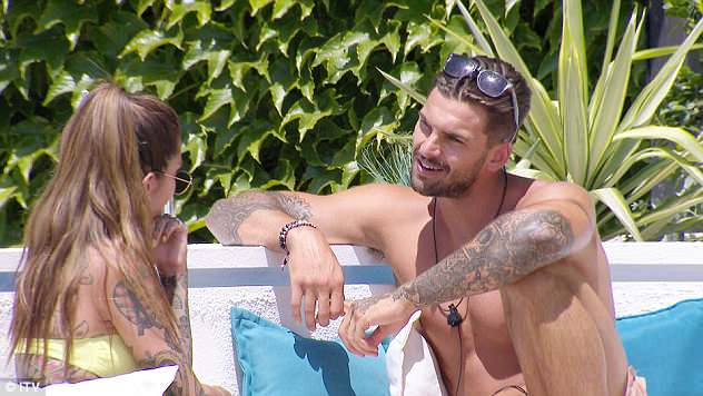 On Friday's episode Adam wasted no time moving on, as the personal trainer confessed he'could be happier with someone else', despite Zara recently proclaiming the pair are in love