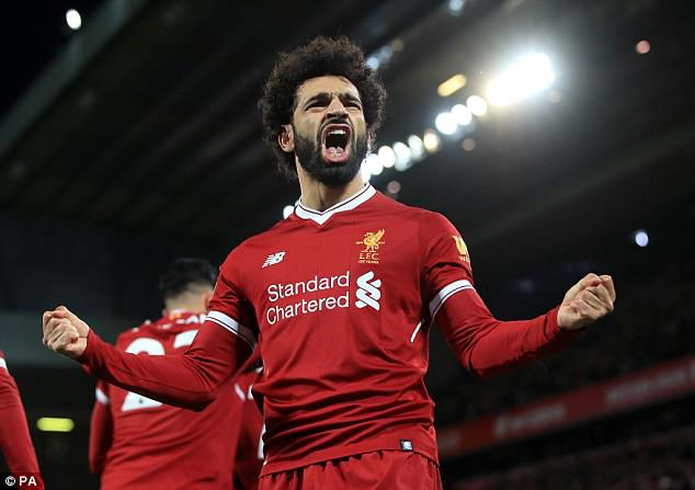 Mohamed Salah has signed a new contract with Liverpool after a stunning season for the club