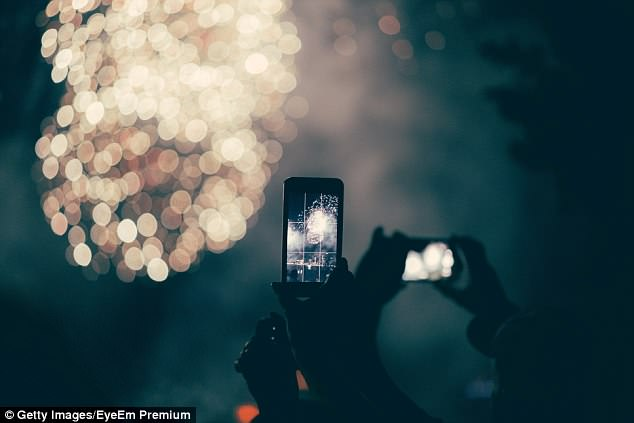 Whether your focus is the light show itself or the people enjoying it (or those setting them off), the experts say being open to experimentation is key.For smartphones, burst mode is your friend when it comes to shooting the fast-moving objects