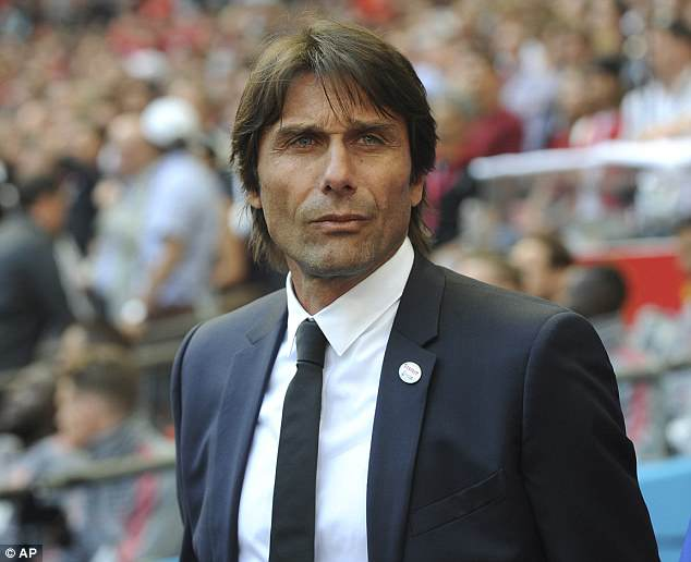 Antonio Conte has clashed with Chelsea staff over when players should return for training