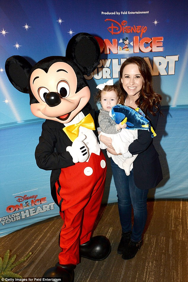 Lacey Chabert reveals daughter is fine after she was