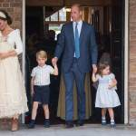 She loves her Alexander McQueen:Kate Middleton's Style at Son, Prince Louis' christening