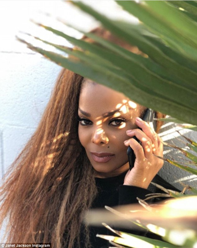 Revelation: Janet continued her State Of The World Tour after talking with her brother, explaining: 'I think my father would have said, Janet, please. Finish what you¿ve started'
