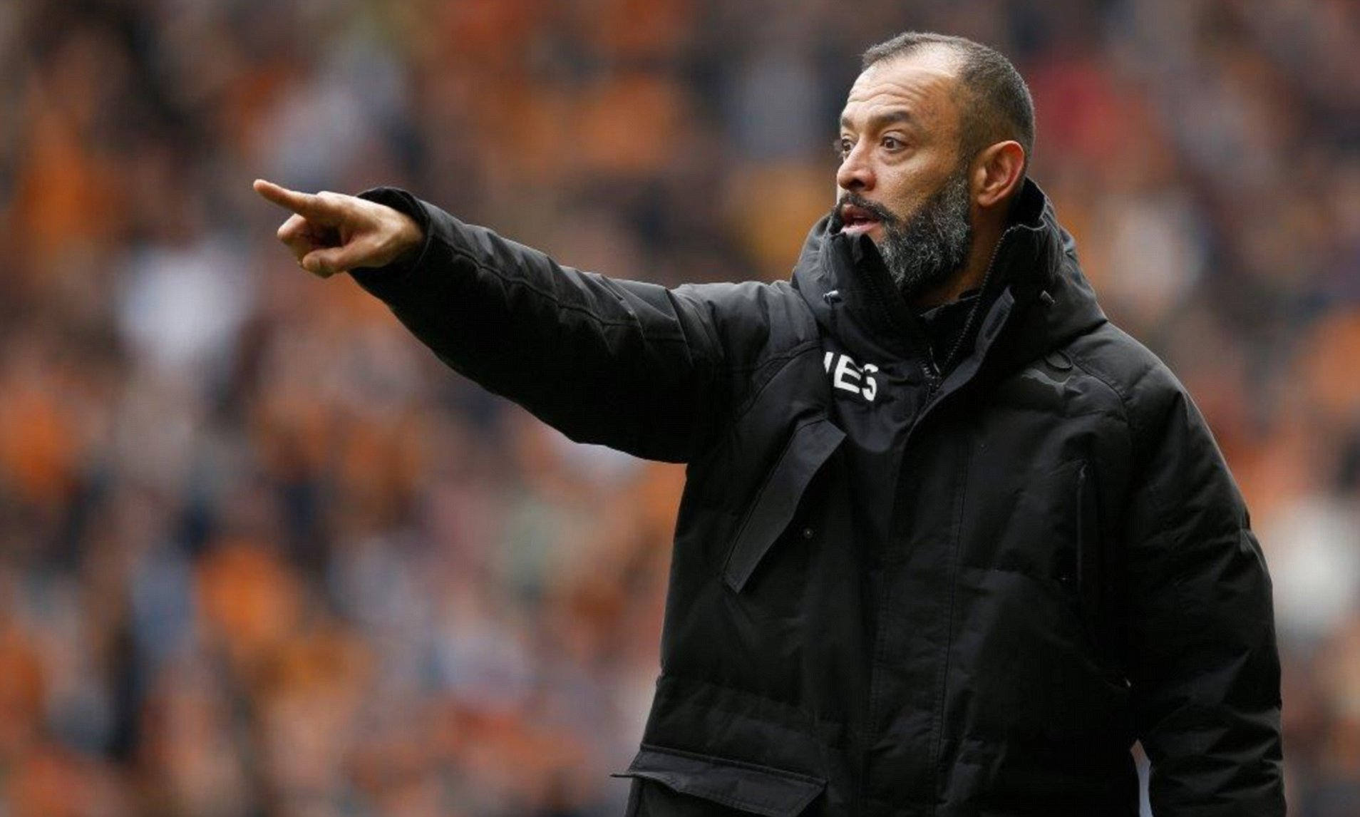 Nuno Espirito Santo signs new three-year deal as Wolves manager   Daily  Mail Online