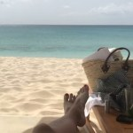 Vanessa Hudgens and Austin Butler in Turks And Caicos