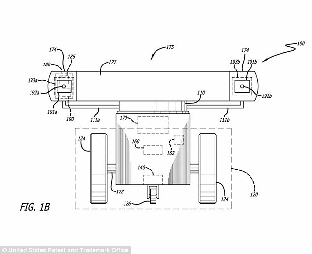 Amazon patents robot conveyor belts that can roll around