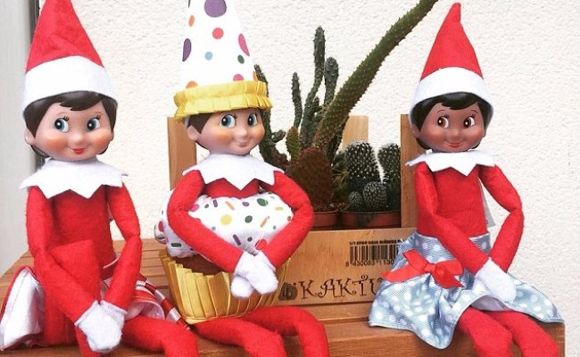 Elf On The Shelf Christmas Toys Accused Of Encouraging