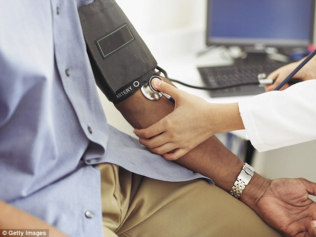 Almost 75 percent of black adults develop high blood pressure by the time they hit age 55, a new study has revealed