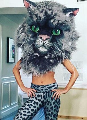Kate's a crazy cat