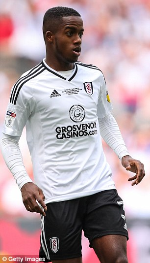 Could Fulham'sRyan Sessegnon come into the side in time for Euro 2020?
