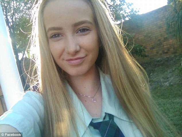 Larissa Beilby (pictured) was farewelled by family and friends at a private funeral on Thursday