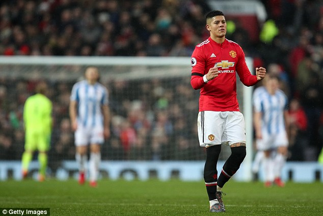 Rojo is due back at Man United training in a couple of weeks as they prepare for preseason tour