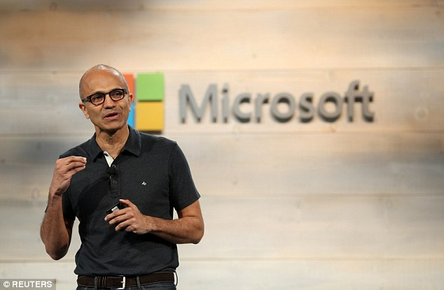 Microsoft chief executive officer Satya Nadella:Microsoft has introduced a free tier of its workplace collaboration software Teams to better compete against rival Slack