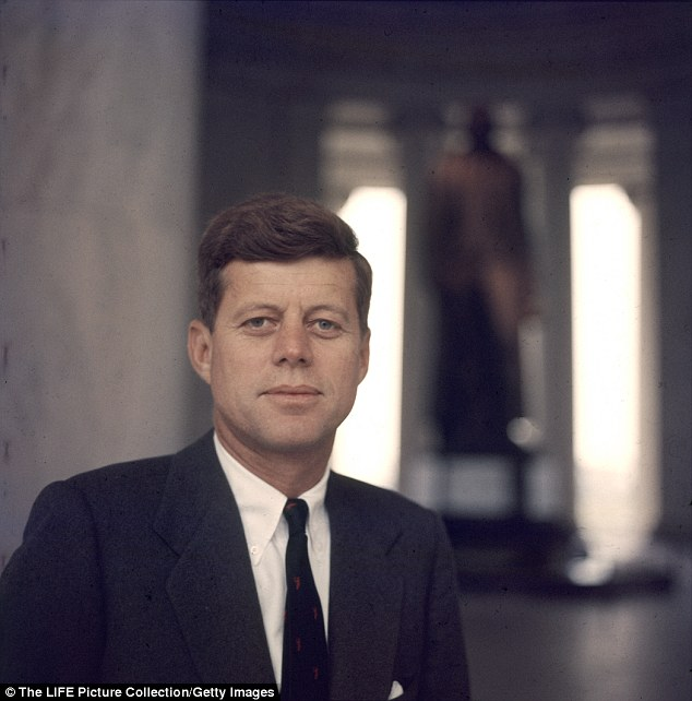 About 12 percent of people said John F Kennedy was the best president of their lifetime