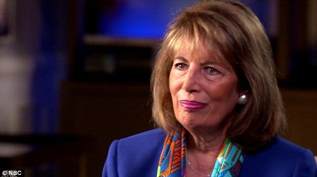Lucky: 'I should've died on that airstrip. I should have. But it was not part of the plan,' said Jackie Speier, who was an aide to Ryan at the time.