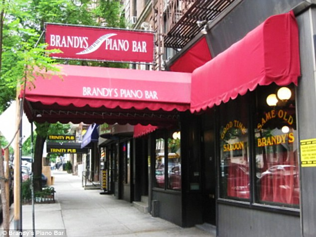 Leetch, 49, and Tracy Murphy, 44, and a female friend, were having drinks at Brandy's Piano bar on May 12 when they were asked to leave