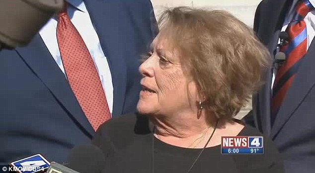 One of the plaintiffs, Gail Ingham (pictured), 73, of O'Fallon, Missouri, told The Post-Dispatch that she was diagnosed with stage-3 ovarian cancer in 1985