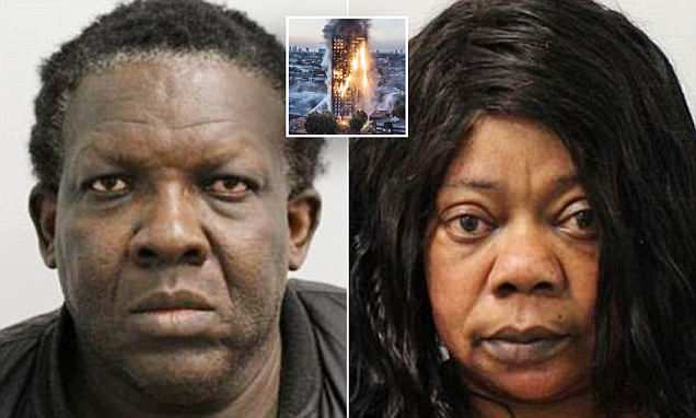 Grenfell Tower fraudsters are jailed for total of more than six years