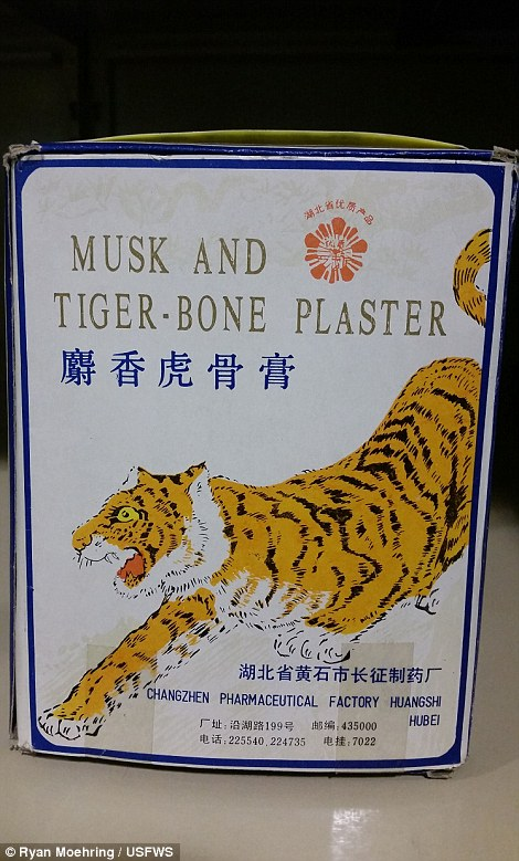 Although much of the tiger powders are used in China for medicinal purposes, the validity of these practices is yet to be scientifically proven