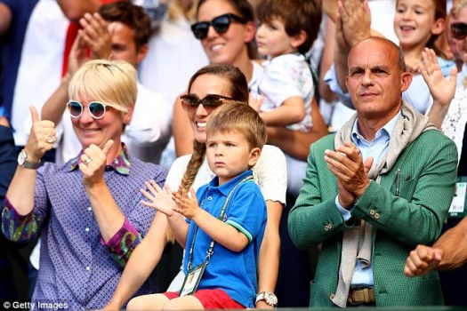 Novak Djokovic inspired by son's visit to Centre Court at ...